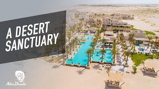 A luxury oasis among the dunes | Visit Abu Dhabi