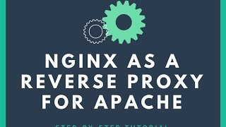 Configuring Nginx as a reverse proxy for Apache
