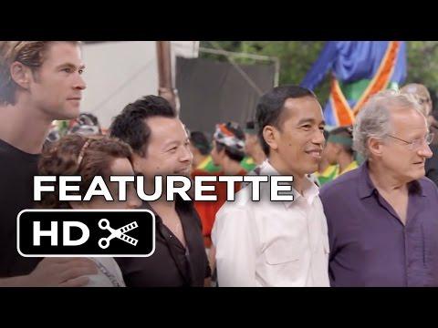 Blackhat Featurette - Joko Widodo Visit (2015) - Chris Hemsworth Action Movie HD