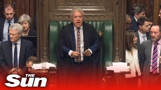 Indicative Votes: round 2 | Brexit LIVE