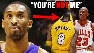 The Time Michael Jordan TRASH Talked Kobe Bryant And Instantly REGRETTED It (Ft NBA Rivalry & Shoes)
