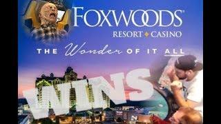 Winning BIG At Foxwoods!! (Gambling Vlog #29)