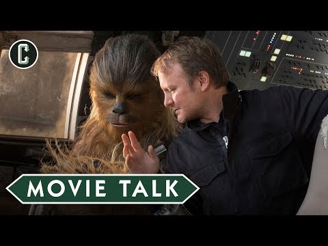 New Rian Johnson Star Wars Trilogy & TV Series Coming Soon!