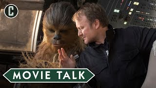 New Rian Johnson Star Wars Trilogy & TV Series Coming Soon! - Movie Talk