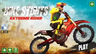 Bike Stunts - Extreme Gameplay