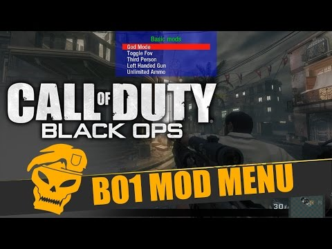 Black Ops 1 Story Mode Campaign GSC Mod Menu Xbox/PC By McCoy5868 +Download