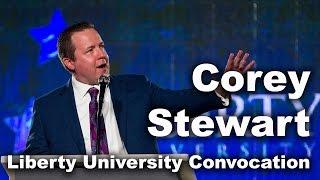 Corey Stewart - Liberty University Convocation