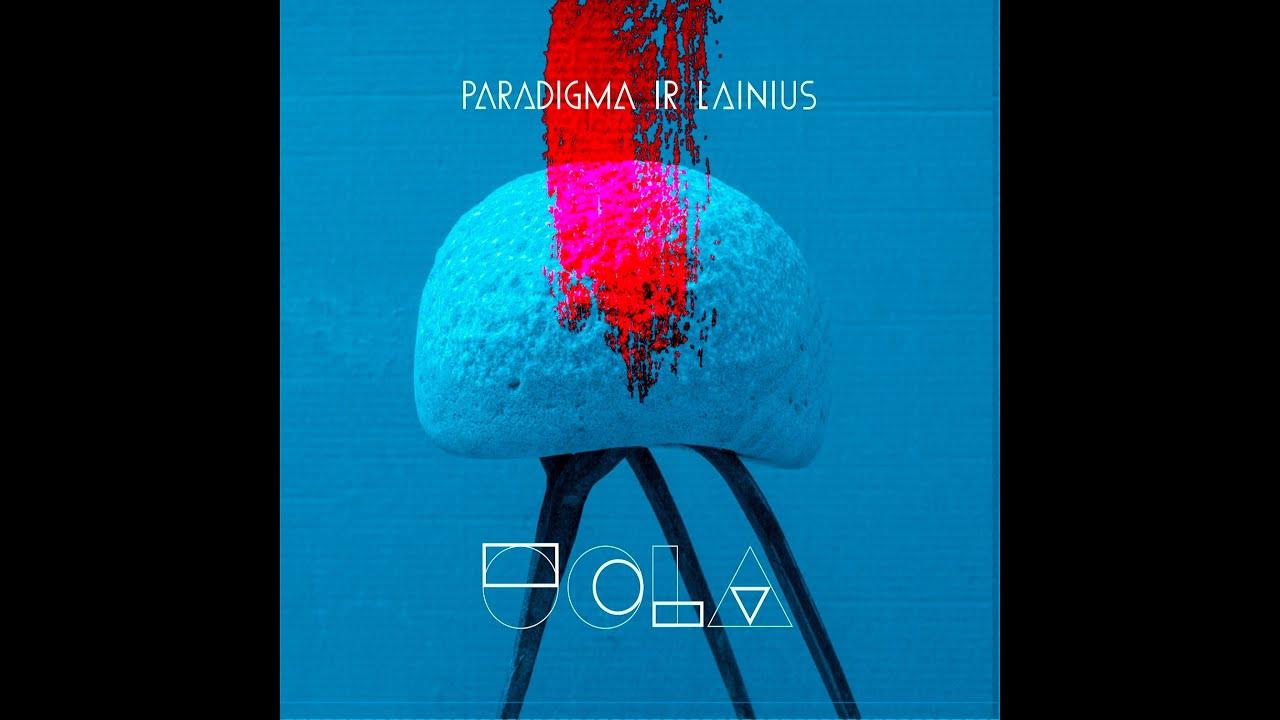 """PARADIGMA ir Lainius . Vilkas mieste /2020 albumas """"Uola""""/"""