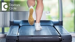 What kind of shoes should one wear to walk on a treadmill? - Dr. Kiran Sundara Murthy
