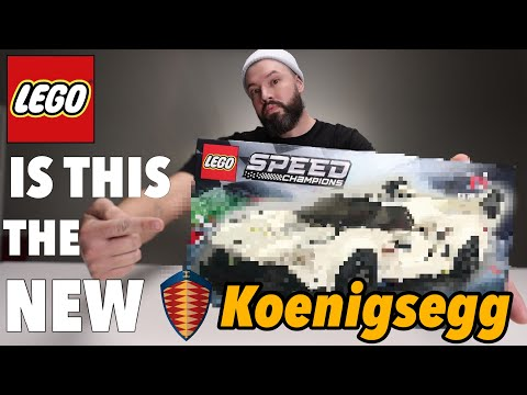 LEGO Speed Champions 2021 Koenigsegg Jesko: Could This Be Real?