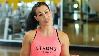 Meet STRONG By Zumba Presenter Ai Lee Syarief