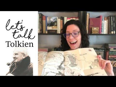 Let's Talk J.R.R. Tolkien