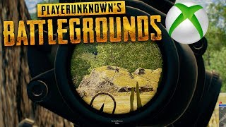 YOU SHOULD NEVER STAY STILL! FUNNY MOMENTS! | PUBG (XBOX ONE) | #57 |
