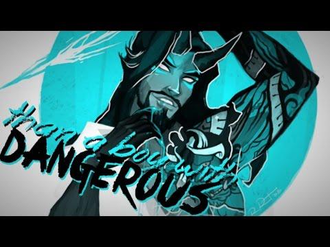 Candyman l Overwatch Men MEP