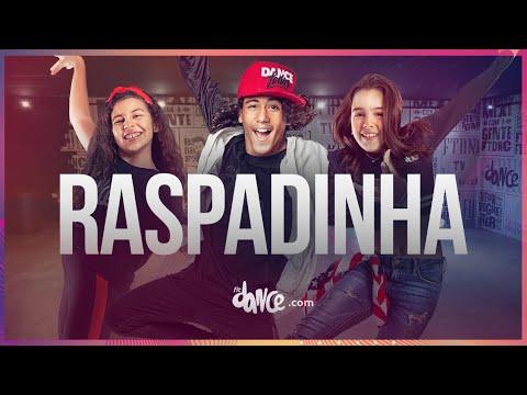 Raspadinha - MC WM  FitDance Teen Coreografía Dance