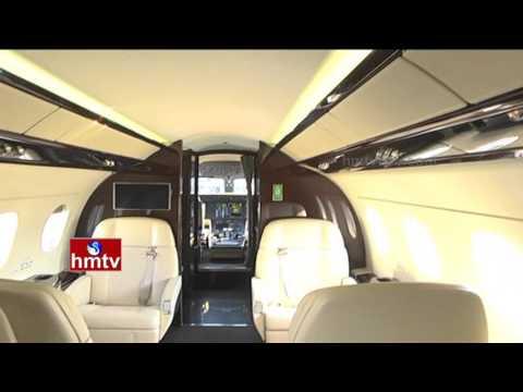 Executive Jet Flight Insight | HMTV Special