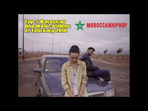 Top 5 Moroccan Rap Music Videos of February 2018