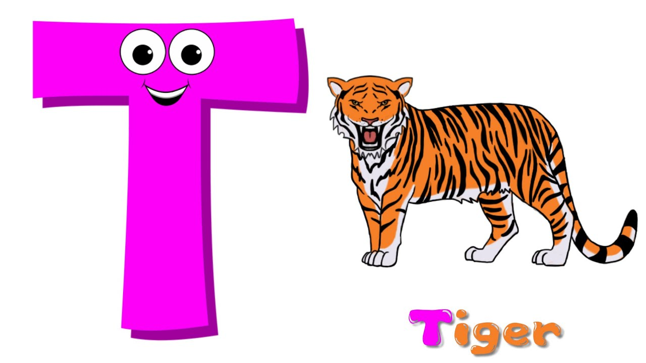 Phonics Letter- T Song