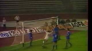 Magyarország - Görögország 1987.10.14 Mészáros Ferenc gólja