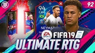 FUT CHAMPS REWARDS!!! ULTIMATE RTG - #92 - FIFA 19 Ultimate Team thumbnail