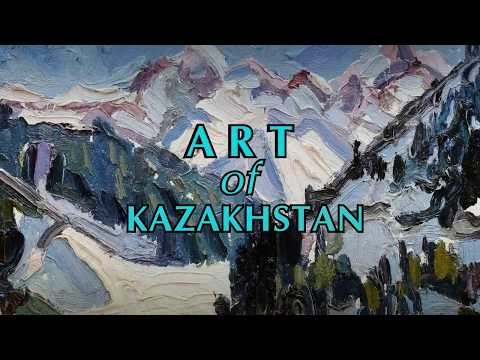 ART of KAZAKHSTAN. multimedia exhibition (Demo Video)