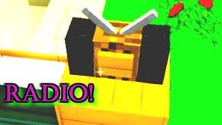 Radio in Minecraft!