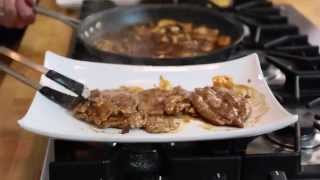 Veal Marsala The Original, Classic, Simple Recipe From Marsala, Sicily