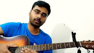 Aa Chalke Tujhe - Kishore Kumar - Cover with chords - by Soham