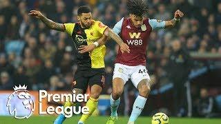 Tyrone Mings scores last-gasp winner for Aston Villa against Watford | Premier League | NBC Sports