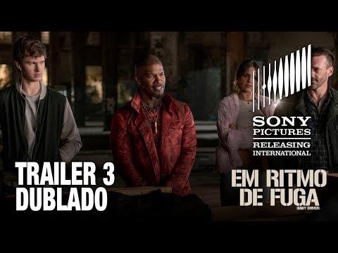 Em Ritmo De Fuga | Trailer 3 Dublado | 27 de junho nos cinemas
