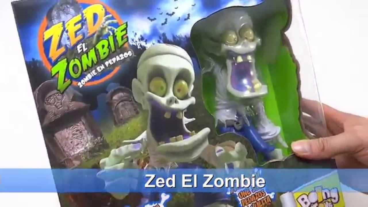 Zed El Zombie Armalo Antes De Que Explote En Pedazos Plant Vs
