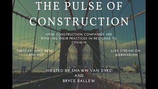 The Pulse of Construction