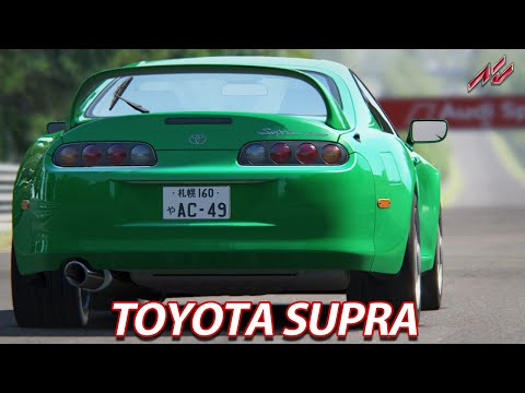 Toyota Supra   Assetto Corsa [GER] [T500RS] Nordschleife Tourist