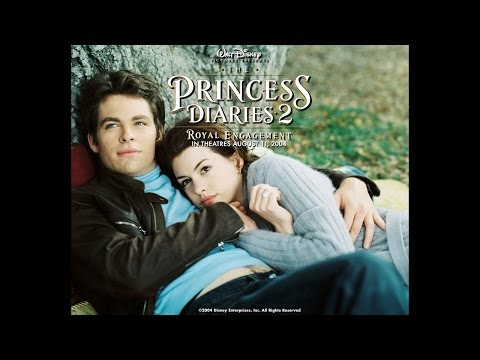 Movie The Princess Diaries 2 ✿ Royal Engagement ✿ Annehathaway