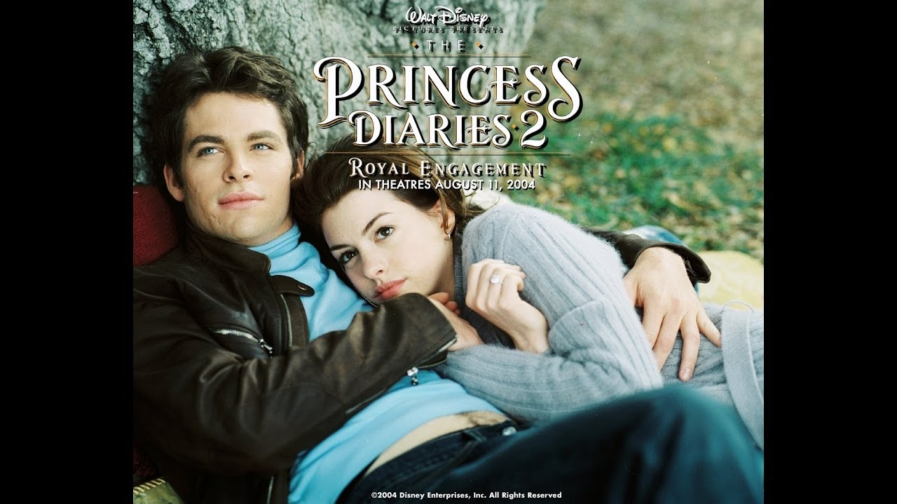 Download Movie The Princess Diaries 2 ✿ Royal Engagement ✿ Annehathaway