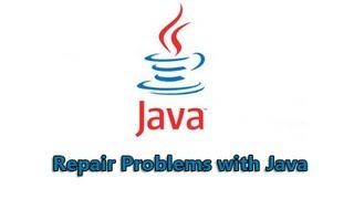 Repair Problems with Java