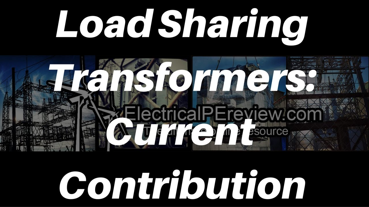 Ivb2 Load Sharing Transformers Example 1 Current Contribution Generator Short Circuit Is Considered Remote Ncees Electrical Pe Power Exam