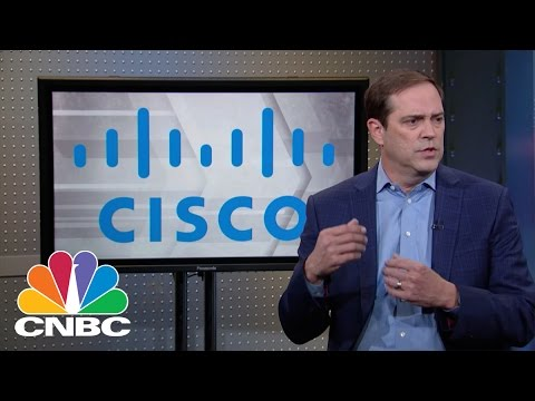 Cisco Systems CEO Chuck Robbins: Transforming Growth | Mad Money | CNBC