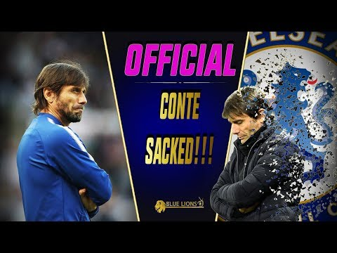 CONTE SACKED! || The story as to WHY Conte GOT HIMSELF SACKED