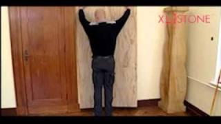Гибкий камень X Stone Russia обои из песчаника.f4v(, 2011-04-05T20:20:16.000Z)
