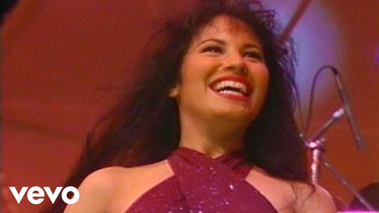 Selena El Chico Del Apartamento 512 Live From Astrodome Youtube