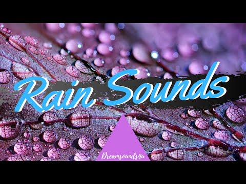 RAIN SOUNDS FOR SLEEPING 1 HOUR: For Relaxing, Focus, And Stress Relief - 2020