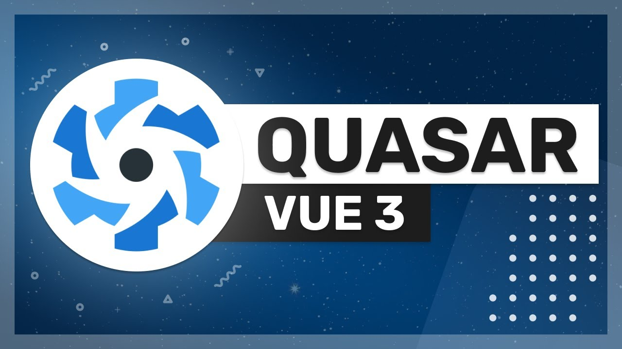 Quasar Framework with Vue 3 Composition API - Building a Cross Platform note app