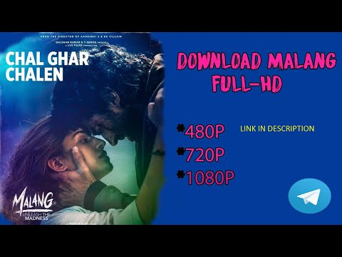 How To Download Malang Full Movie Hd 1080p 720p 480p Latest Movies Download Youtube