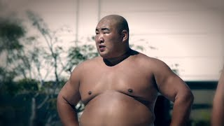 Byamba defeats all challengers at the US Sumo Open and World Games....