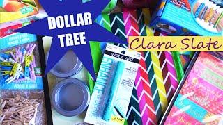 ♥︎ DOLLAR TREE HAUL ♥︎ 2016 APRIL 17