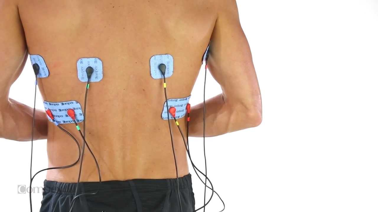 lateral back muscle electrode placement for compex muscle stimulators youtube. Black Bedroom Furniture Sets. Home Design Ideas