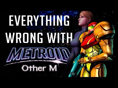 GamingSins: Everything Wrong with Metroid Other M