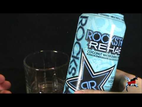 Random Spot - Rockstar RehabCoconut WaterEnergy Drink