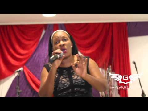 Julie Mutesasira 2015 Copenhagen (Christian Love Fellowship )